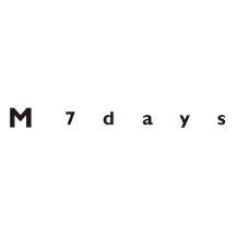 程よいスタンドカラーで凛と着こなせるシャツ M7days ・後ろボタンスタンドシャツ【STANDARD BOOK 2021SS】