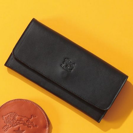 IL BISONTE ロングウォレット ¥35,000+税