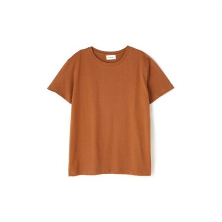 PROPORTION BODY DRESSING/《BLANCHIC》クルーネックTシャツ/¥3,900+税