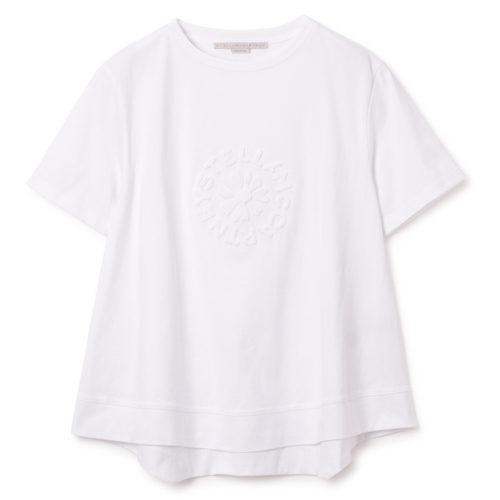 STELLA McCARTNEY  Embossed Daisy T-Shirt  ¥42,000+税