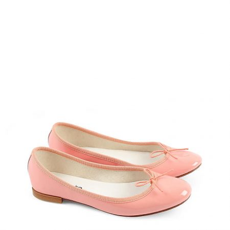 Repetto/Cendrillon Ballerinas Altesse Pink レペット