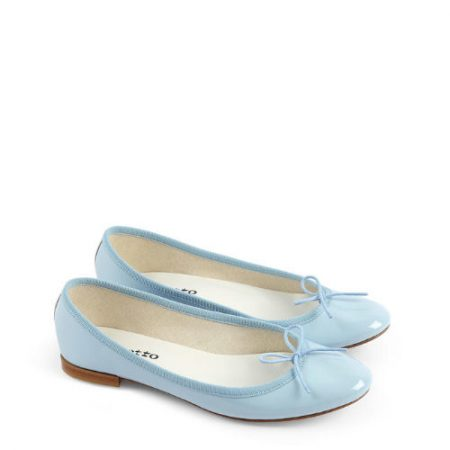 Repetto/Cendrillon Ballerinas Orphée blue ¥34,000+税 レペット