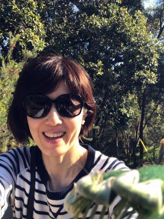 大人になってからの眼鏡とサングラス<br>小島慶子