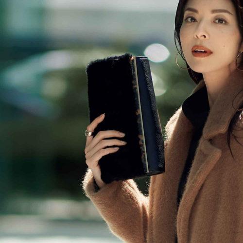 FUMIKODA クラッチバッグ TALA(タラ) ¥58,000+税
