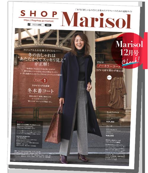Marisol12月号デジタルカタログ