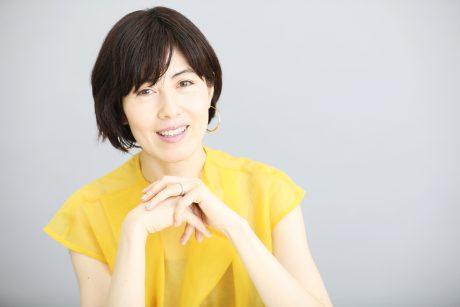 ピアスが体の一部になって25年<br>小島慶子
