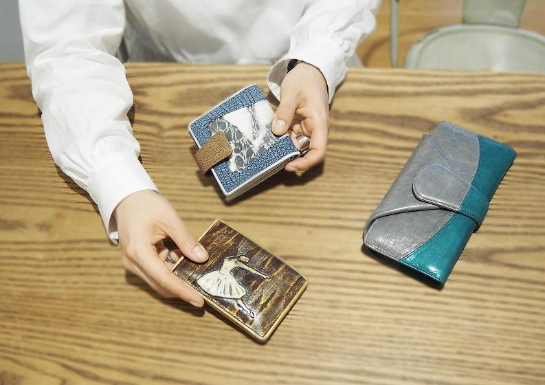 財布選びのヒント-長財布ミニ-