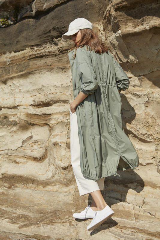MICA & DEAL long light mods coat ¥28,000+税