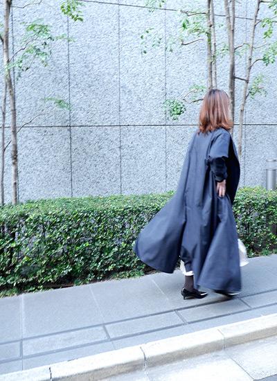 40代バイヤー等身大のリアルな姿をお届け!実際に着てみました M7days軽やか羽織コート Vol.1