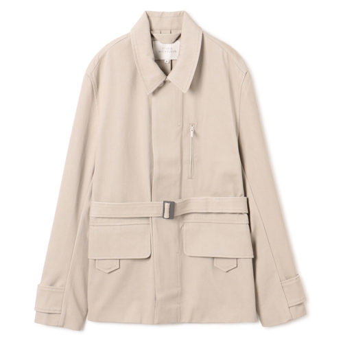 STUDIO NICHOLSON KOKU - RAISED TWILL FIELD JACKET ¥59,000+税