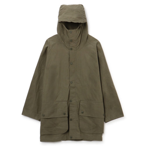 BARBOUR OVERSIZE HOODED BEDALE CASUAL ¥40,000+税