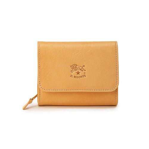 次に財布を変えるならこれがいい! 使う程に愛着の湧くIL BISONTEのレザーを相棒に【IL BISONTE(イル ビゾンテ)特集】