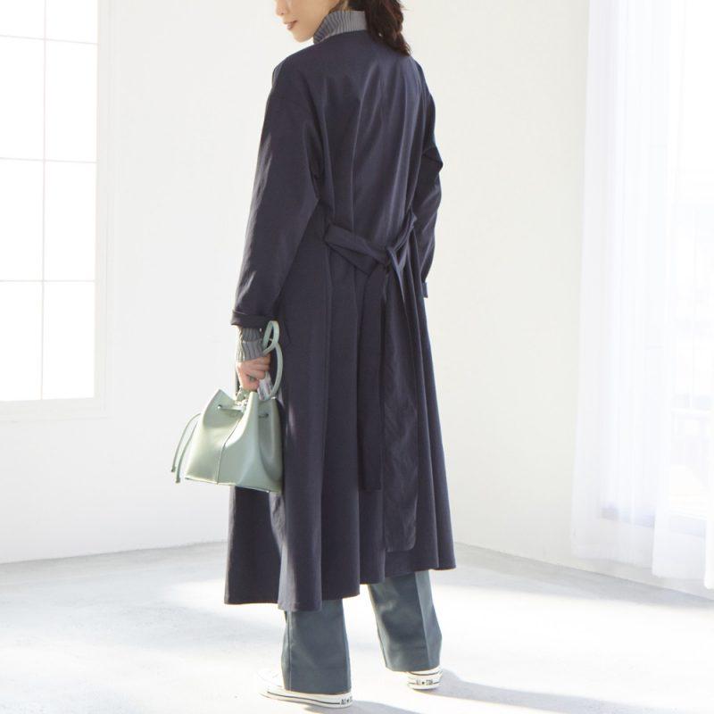 軽やか羽織コート/M7days