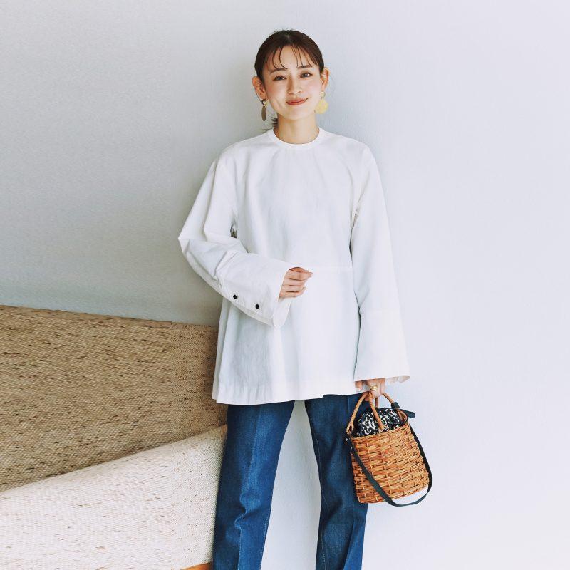 スタイリスト石上美津江さんの 春のお買い物、見せてください! LEE4月号2020年特集
