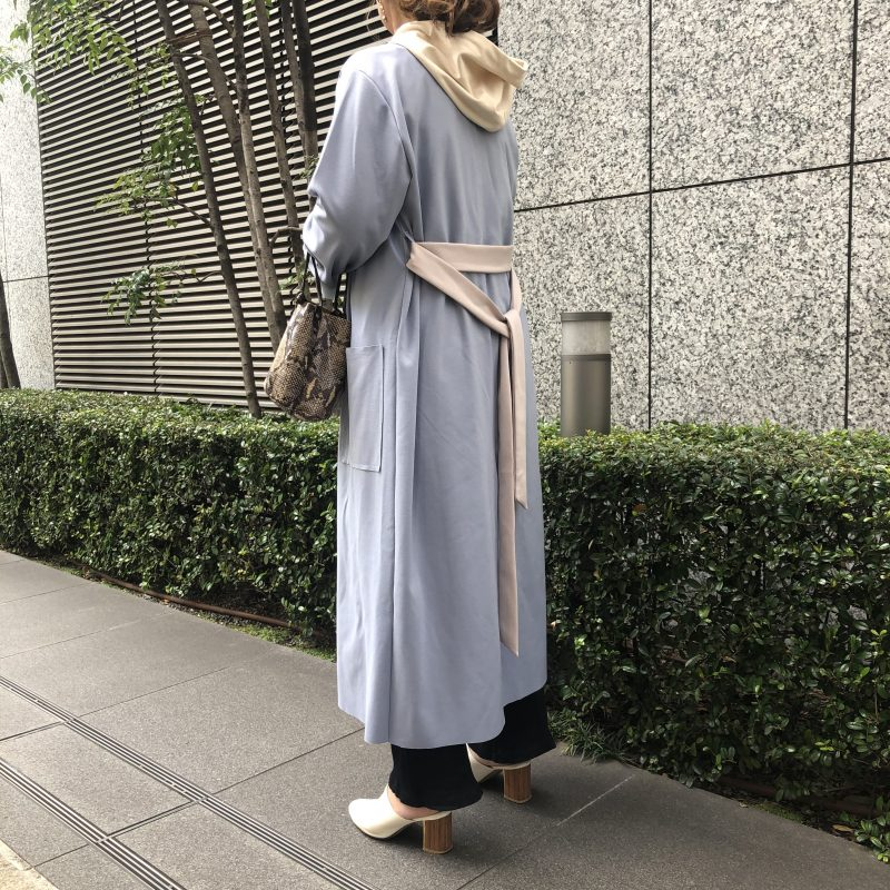 marjour/PONTE GOWN/¥5,100+税