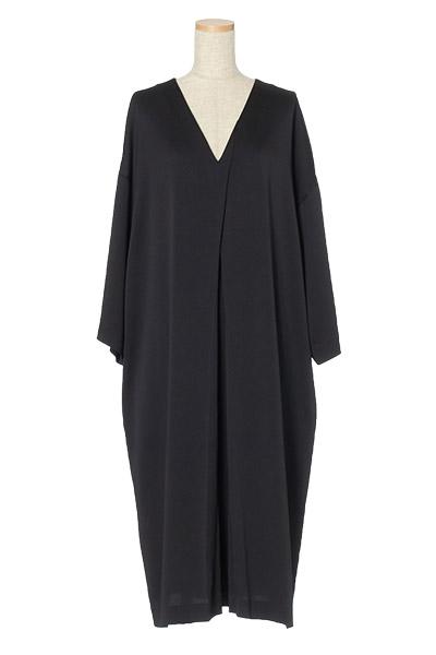 宮崎桃代×muller of yoshiokubo スリットタックドレス