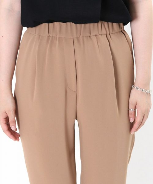 履くだけで-3キロ⁉ストレスフリーな美脚パンツでスタイルアップ【PARIGOT プレス前川】