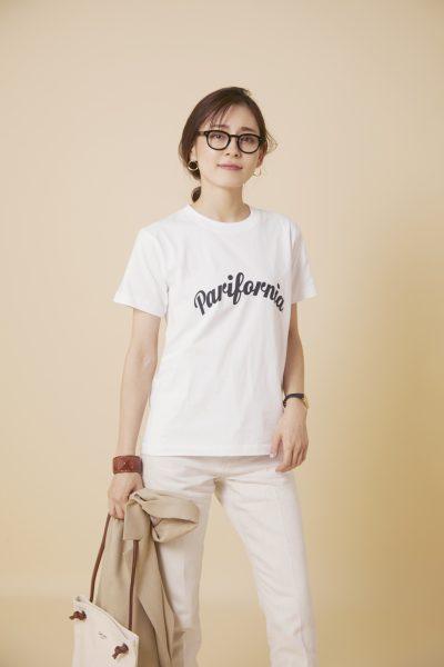 suadeo RITA for suadeo Tシャツ【parifornia】 ¥5,800+税