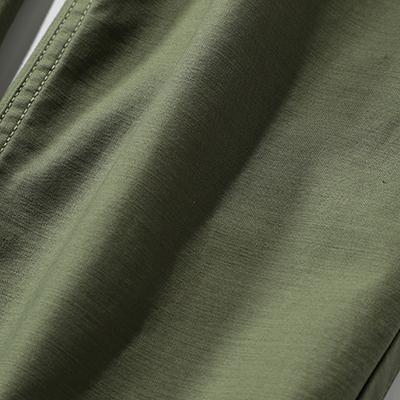 suadeo/【LE' WORKWARE】コラボレーション バックサテンベイカーパンツ/¥16,000