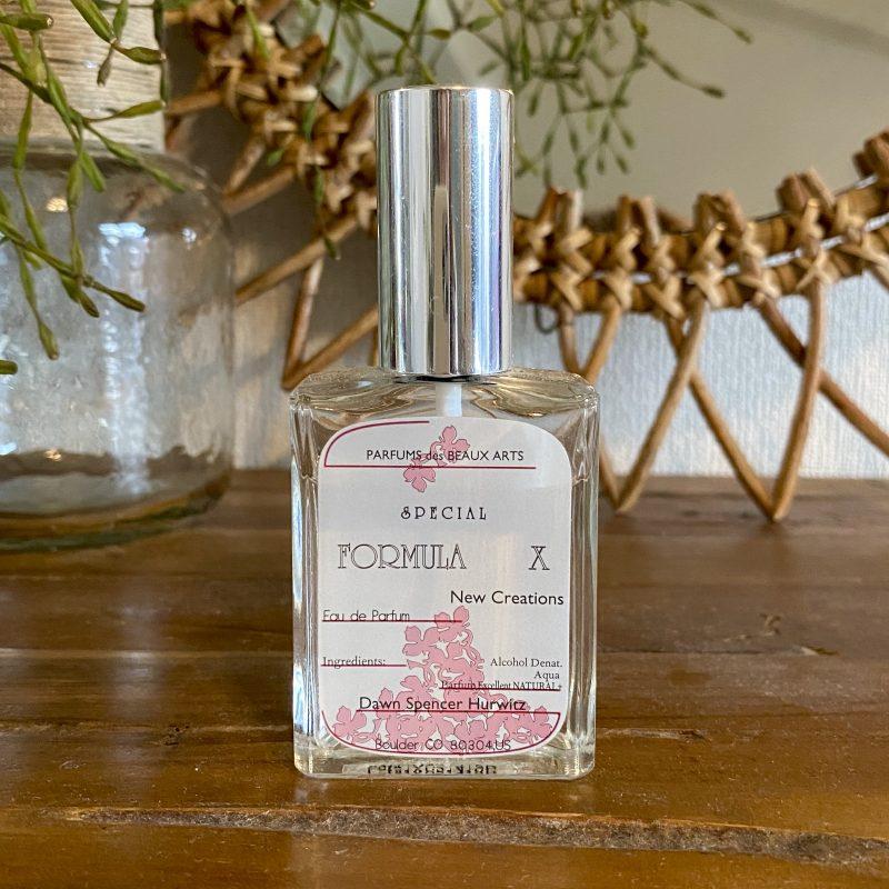 "DAWN Perfume/オードパルファム ""FORMULA X"" (フォーミュラ X)/¥10,500+税"