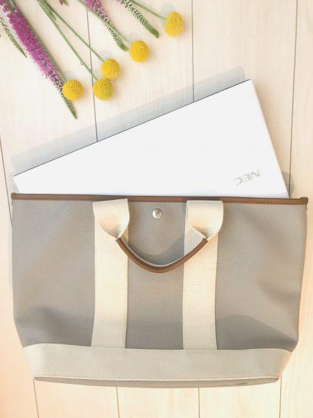 TOPKAPI/[トプカピ ブレス] TOPKAPI BREATH スコッチグレインネオレザー A4トートバッグ/¥15,000+税