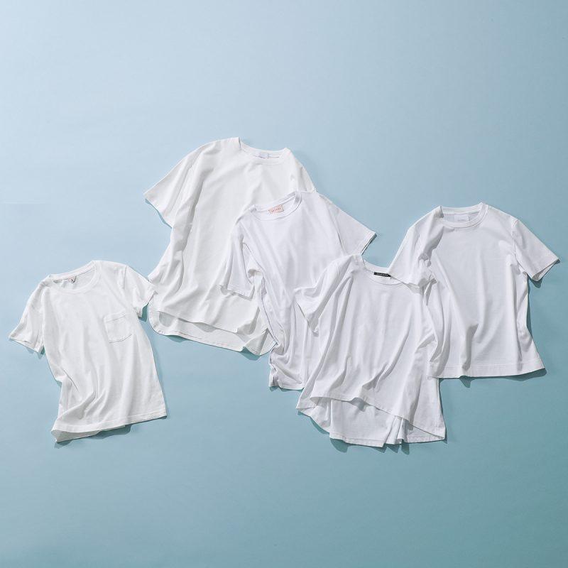 究極の白Tブランド!ここが違う5選の実力