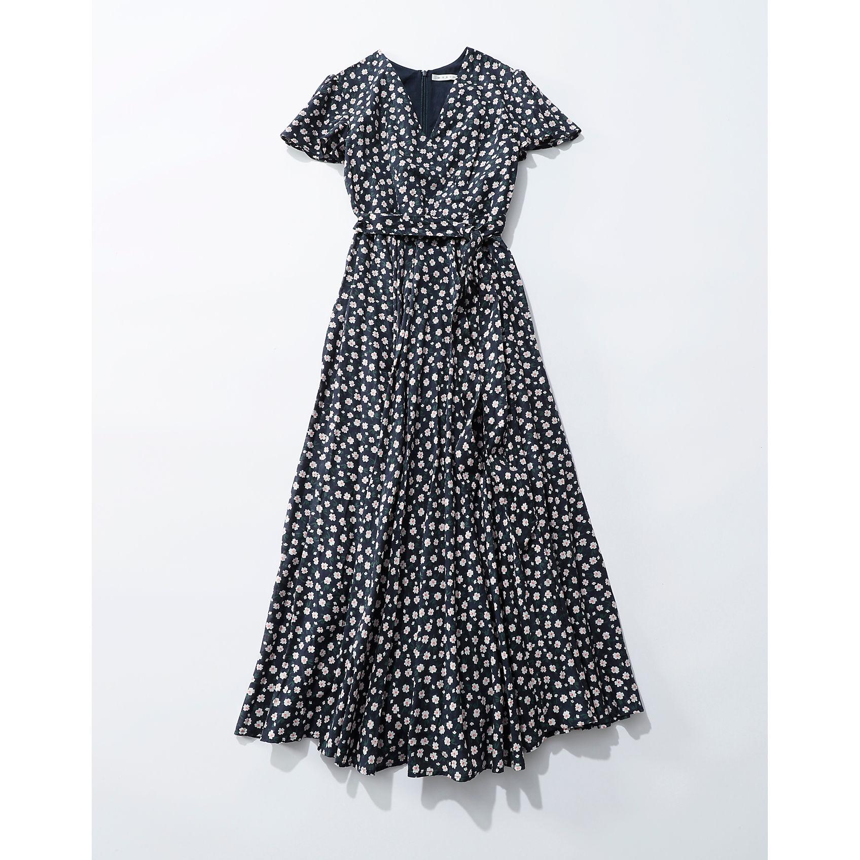 MARIHA/【HAPPYPLUSSTORE別注】マドモアゼルのドレス/¥31,000+税