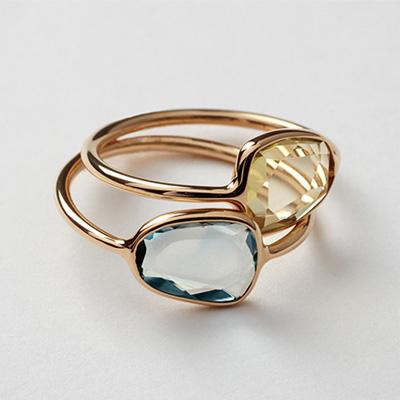 【リング】MARIHA Organic Gems リング ¥72,000+税