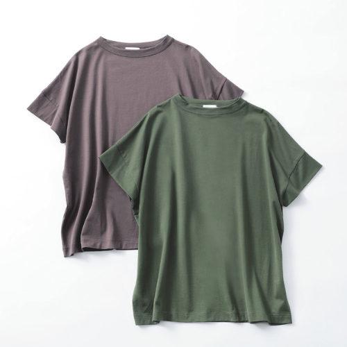 handvaerk/ショートスリーブ天竺Tシャツ/¥8,000+税