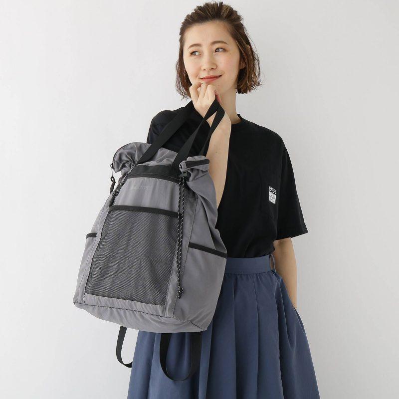 BASE CONTROL LADYS/ナイロン 2WAY リュック バックパック トートバッグ/¥6,900+税