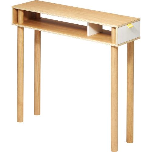 ideaco コンソールテーブル DM ¥23,000+税