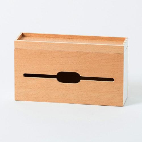 ideaco ルーフペーパーボックス スリム ¥3,500+税