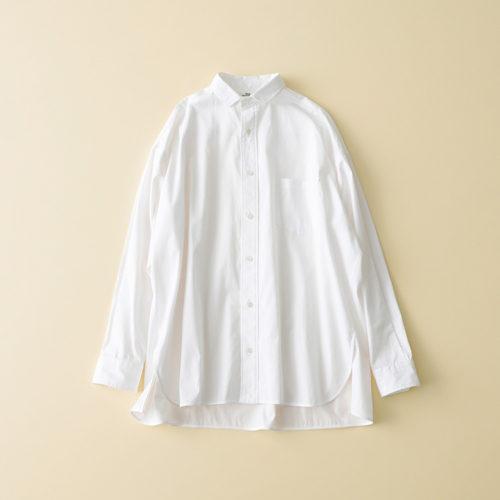 TICCA スクエアビッグシャツ UNI ¥22,000+税