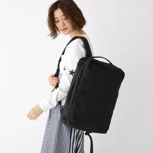 BASE CONTROL LADYS/スミス ボックス型 3WAY バックパック ショルダーバッグ/¥8,900+税