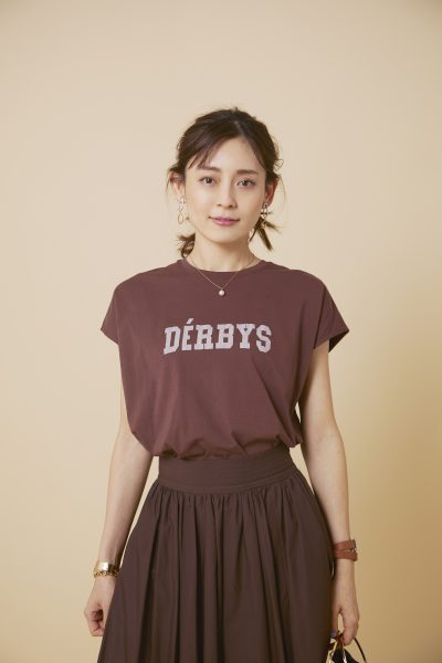 suadeo×MICA & DEAL  MICA & DEAL コラボレーション ロゴTシャツ ¥8,000+税