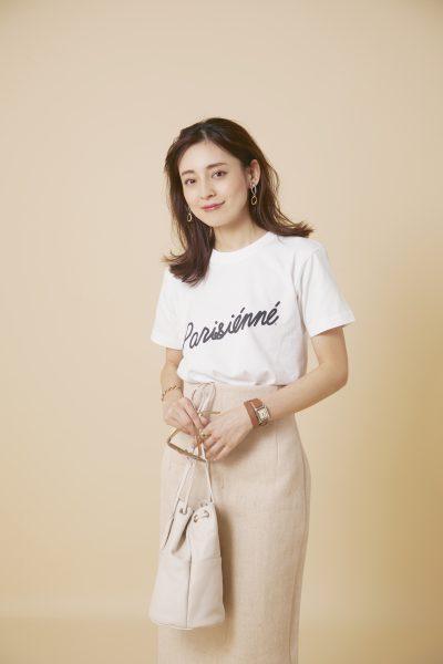 suadeo RITA for suadeo Tシャツ ¥5,800+税