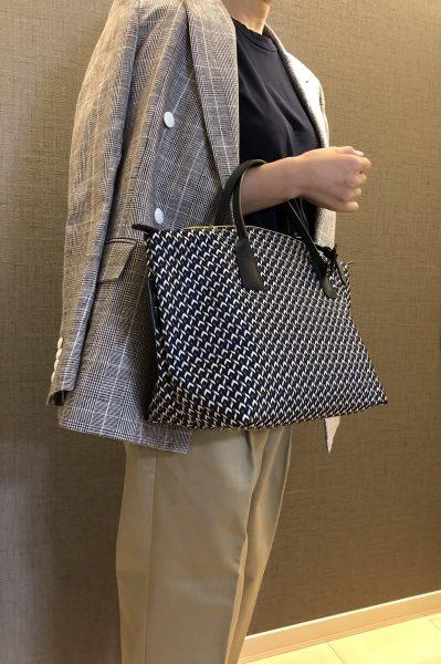 ROBERTA PIERI/【Tatami SD】ミディアムトートバッグ(2wayショルダー付き)/¥27,000+税