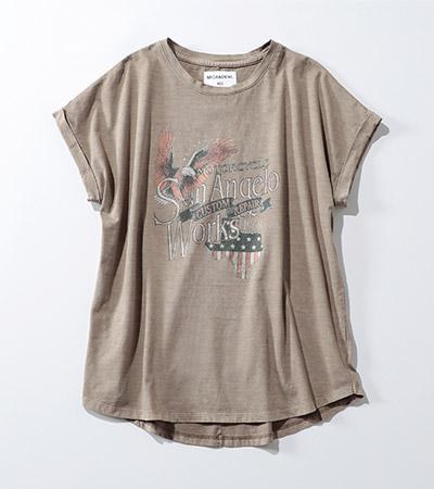 MICA & DEAL eagle rock t-shirt