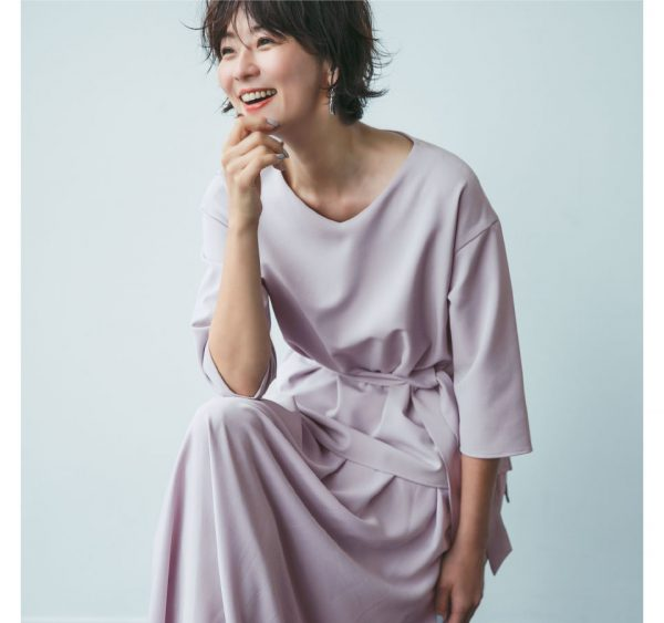 HusHusH(Ladies)/【福田麻琴さんコラボ】ギャザーマキシフレアスカート/¥4,999+税