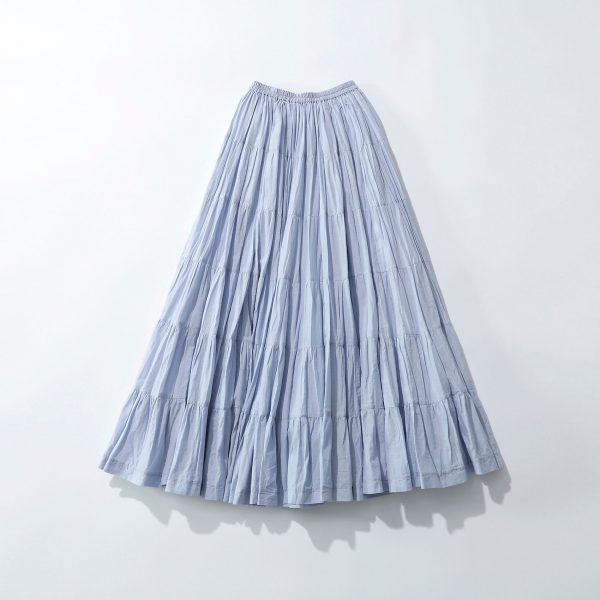 MARIHA/草原の虹のスカート/¥24,000+税
