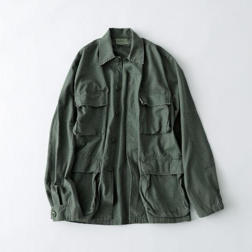ロスコ ミリタリージャケット ¥9,800+税