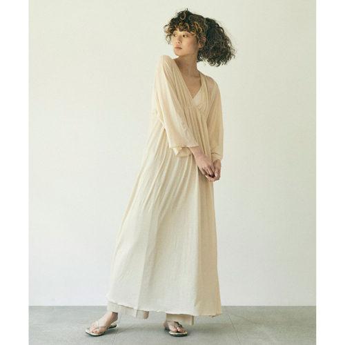 GALLARDAGALANTE/カットロングドレス【オンラインストア限定商品】/¥16,000+税