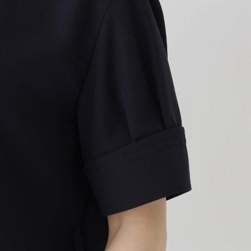 DRESSTERIOR(Ladies)/《金子麻貴 tesorobabyコラボ商品》サイドリボンブロードブラウス/袖デザイン