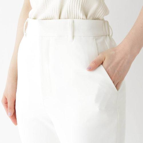 DRESSTERIOR(Ladies)/《金子麻貴 tesorobabyコラボ商品》ストレッチテーパードパンツ/ポケットアップ