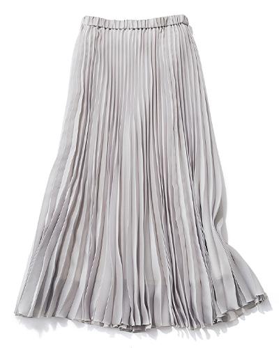 M7days(エムセブンデイズ)  【洗える】NEWエレガントプリーツスカート