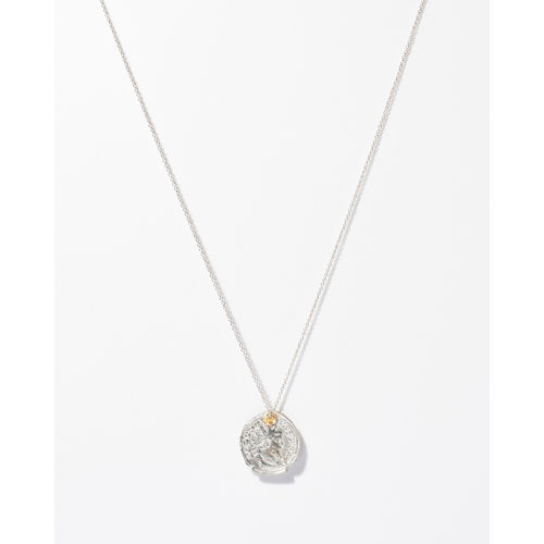 GIGI Roman coin necklace (ANTONINIANO)  ¥25,000+税
