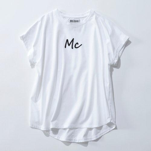MICANA 【AMERICANA】×【MICA&DEAL】ロゴTシャツ2
