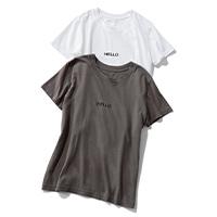 プチロゴTシャツ/upper hights