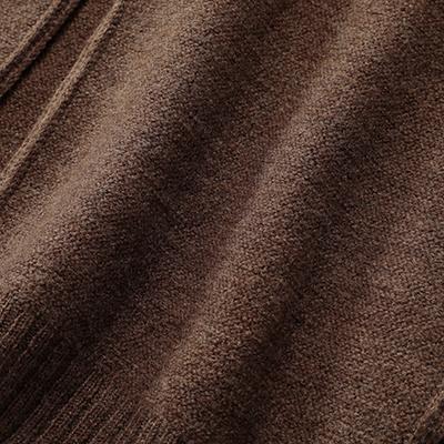 suadeo 佐藤繊維コラボレーション【究極】のロングニットカーディガン イメージ1