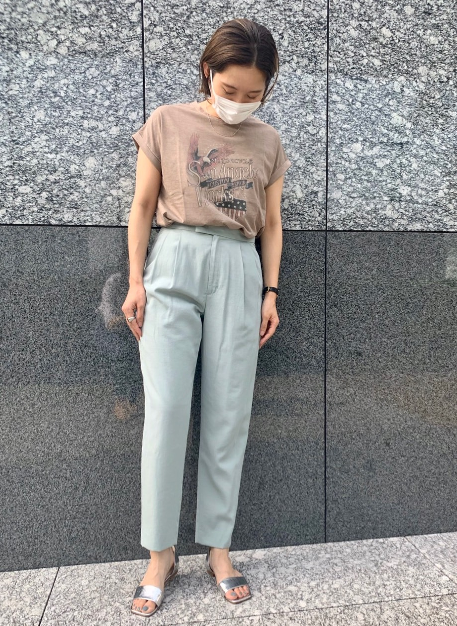 MICA & DEAL-2 eagle rock t-shirt ¥9,000+税